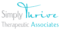 Simply Thrive Therapeutic Assoicates Logo