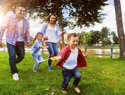 Children, Anxiety, and Social Distancing